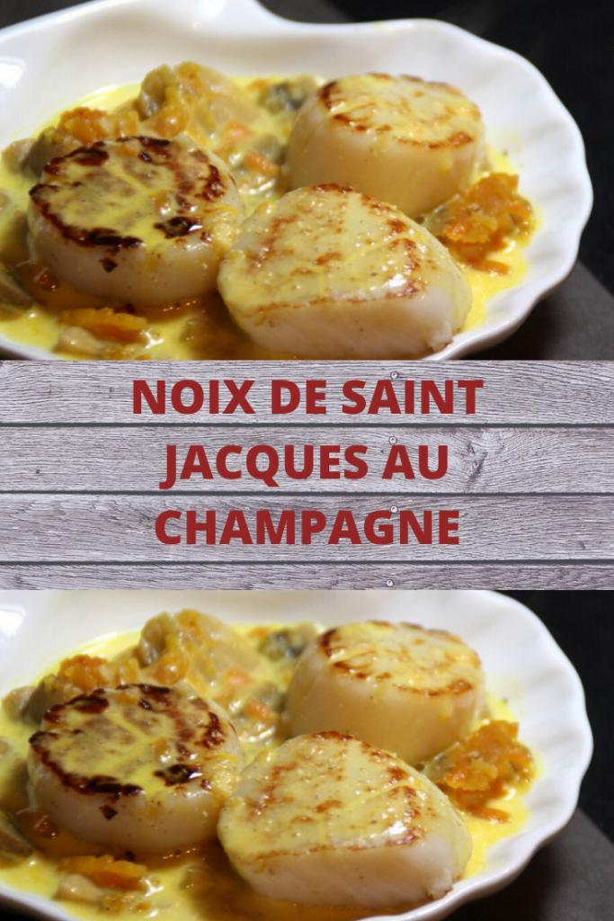 Noix de Saint Jacques