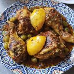 Tajine poulet