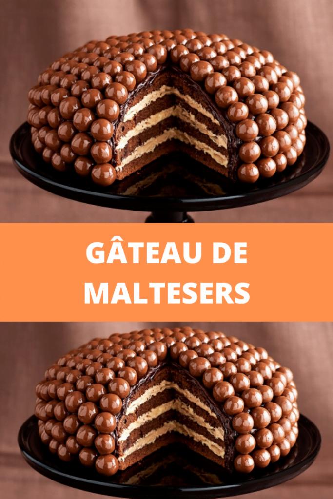 gâteau de Maltesers