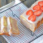 Gâteau aux fraises et au yaourt